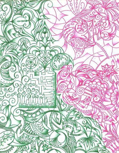 Рисунки ручками