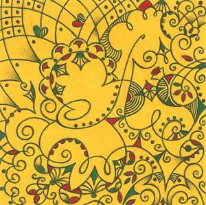 Графические рисунки обычными ручками Хуторной Елены Любовь