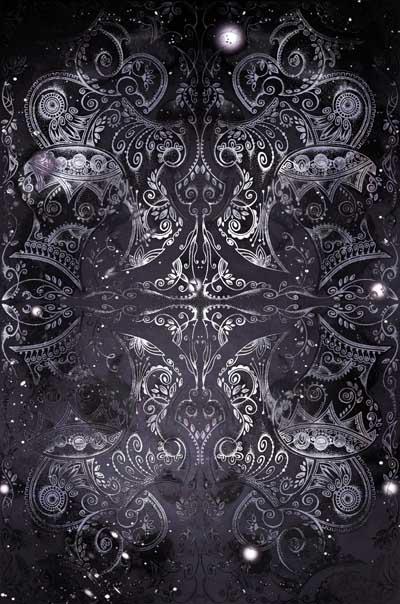 Рисунок графический, абстракция, интуитивные карты, метафорические карты Душевная тень