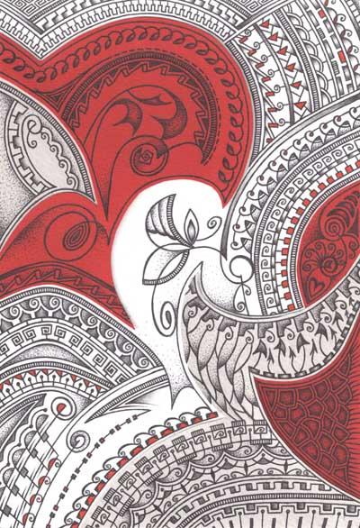 Графика, абстракция, эзотерические рисунки