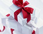 Подарки в красивой упаковке