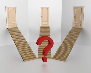 Как оценивать вероятность событий, три двери выбор Миниатюра