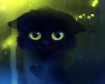 Жалость к себе, котик с грустными глазами