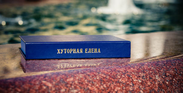 Лучший подарок Книга у фонтана