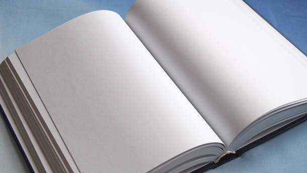 Лучший подарок Раскрытая книга