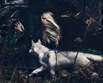Бегущая с волками книга Миниатюра