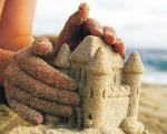 Мы сами создаем свою жизнь Замок из песка