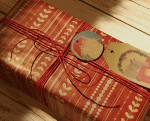Наша счастливая зима, новогодний подарок Миниатюра