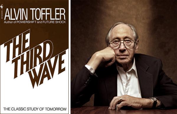Третья волна Тоффлер