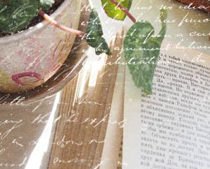 Поющие в терновнике, страницы бумажной книги