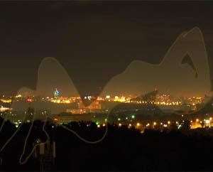 Эротическая проза Ночной город