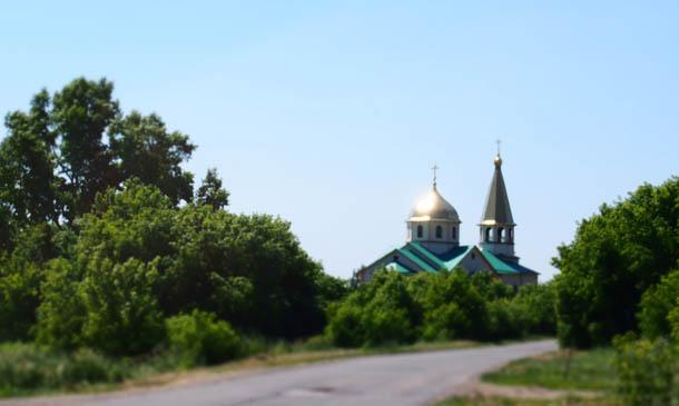 Зеленое лето Церковь