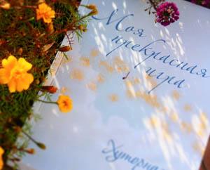 Моя прекрасная игра Книга в цветах