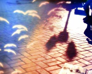 Тень от уличных фонарей, Изменить прошлое рассказ