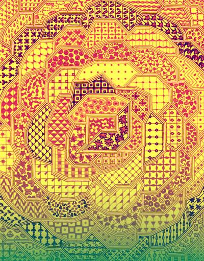 Интуитивные карты, душевные рисунки Ты дома