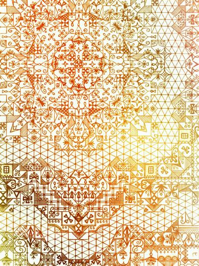 Интуитивные карты, душевные рисунки Солнечный храм