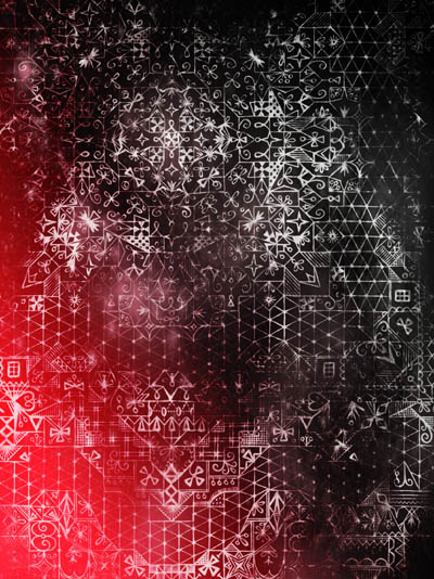 Метафорические карты, мистические рисунки Всемогущество