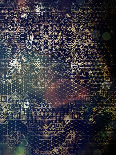 Интуитивные карты, мистические рисунки Шкатулка снов