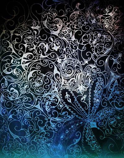 Метафорические карты, мистические рисунки Бездумье