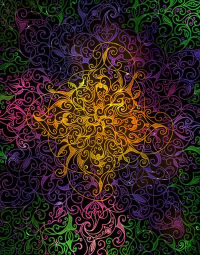 Метафорические карты, душевные рисунки Душа моя
