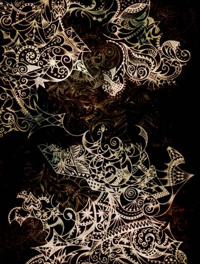Интуитивные карты, красивые необычные рисунки Тень на яркой стороне