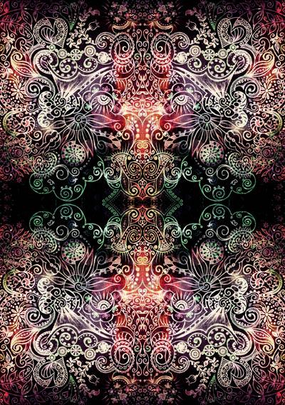 Душевные рисунки, метафорические карты Засыпай