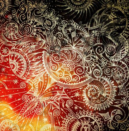 Метафорические карты, эзотерические рисунки Поровну