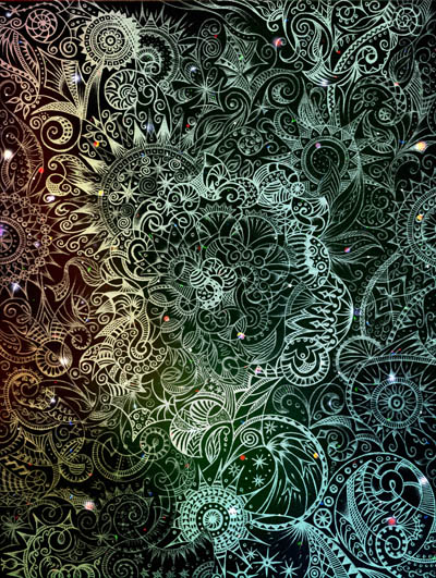 Интуитивные карты, эзотерические рисунки Бесконечность мгновения