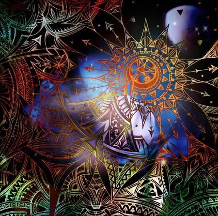 Интуитивные карты, звезда графика Миром правят чудаки