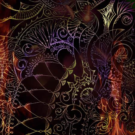 Интуитивные карты, огненные рисунки Забвение