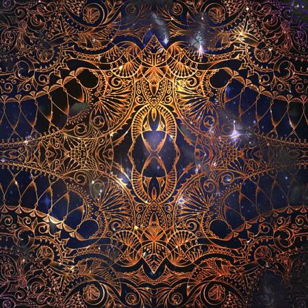 Интуитивные карты, эзотерические рисунки Всевидящее око
