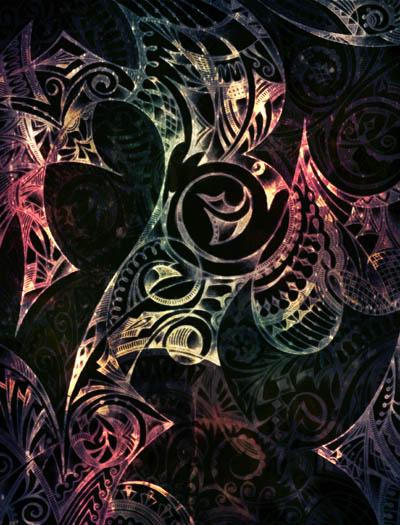 Метафорические карты, мистические рисунки Пережить
