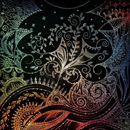 Интуитивные карты, мистические рисунки Наверняка