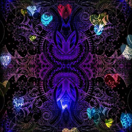 Интуитивные карты, мистические рисунки Волшебство в каждой мысли