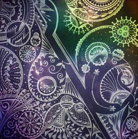Фантазийные рисунки, интуитивные карты Время уходить, время оставаться
