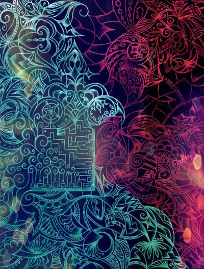 Декоративные настенные панно, интуитивные карты В унисон