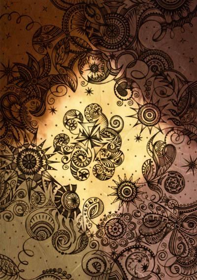 Интуитивные карты, душевные рисунки Кофейная душа