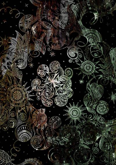 Метафорические карты, красивые необычные рисунки И над головой будет шуметь листва