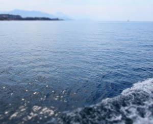 Глубина чувств, глубокое море