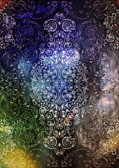 Мистические рисунки, метафорические карты Прощение