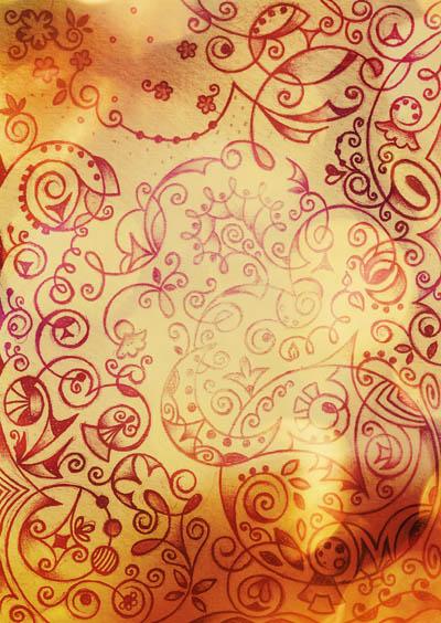 Душевные рисунки, метафорические карты Храни свою любовь