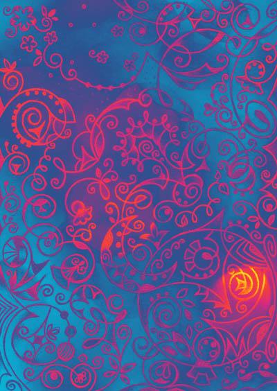 Вдохновляющие рисунки, метафорические карты Радость в тебе
