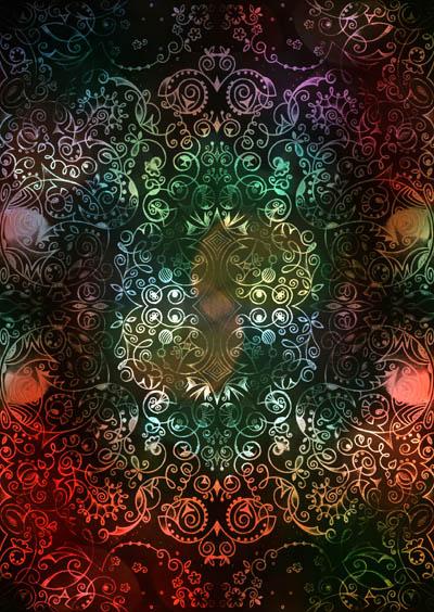 Интуитивные карты, мистические рисунки Свет, который всегда с тобой