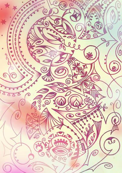 Вдохновляющие рисунки, интуитивные карты Светлая душа