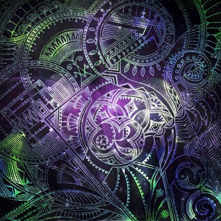 Интуитивные карты, мистические рисунки Лес видит твои сны
