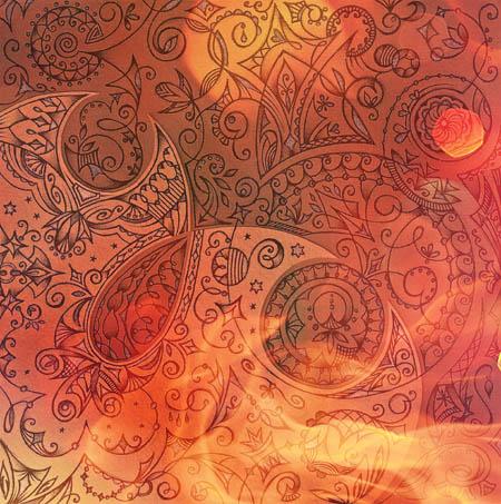 Огненные рисунки, интуитивные карты Время летит