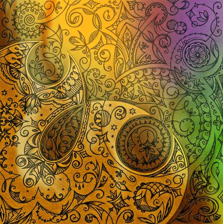 Рисунки со смыслом, интуитивные карты Капля яда