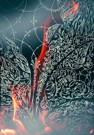 Мистические рисунки, интуитивные метафорические карты Начало