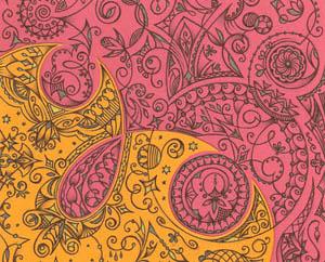 Рисунок шариковыми ручками Хуторной Елены