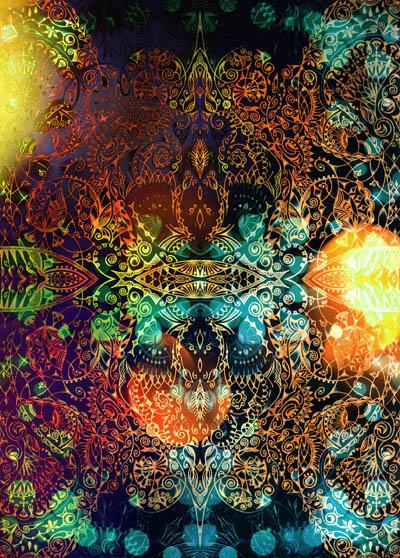 Мистические рисунки, метафорические карты Сверхвремя
